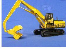 Joal Komatsu Contemporary Diecast Construction Equipment