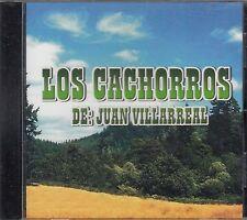 Los Cachorros De Juan Villareal Tu Delirio CD Nuevo sealed