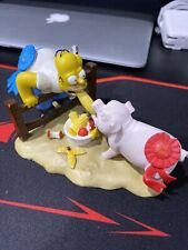 """The Simpsons Misadventures of Homer-Hamilton Collection""""Best In Show""""#1112"""