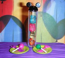 Rement Mickey Mouse Gummi Candy Birthday Lot fits Loving Family Dollhouse Doll