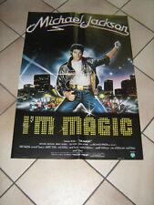 I'M MAGIC MICHAEL JACKSON  SOGGETTONE  1 EDIZIONE 1984