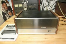 Dynaco ST-150 Vintage Stereo Amplifier - Sounds Amazing w/ Manual Print