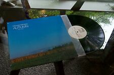 George Winston Autumn Vinyl LP OG VG Rare Samples