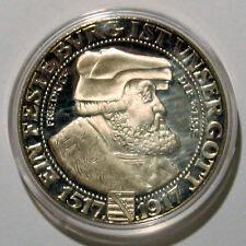"""Replik 3 Mark Deutsches Reich 2003 PP """"Friedrich der Weise"""""""