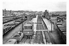 pt1294 - Frodsham Railway Station , Cheshire - photograph 6x4