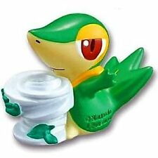 "Pokemon Kimewaza Attack BW3 Finger Puppet Fig Approx 1.5"" Tall - Snivy 500"