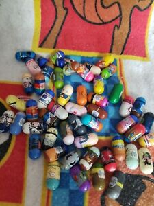 Mighty Beanz Rare Vintage Lot 50+ Beans