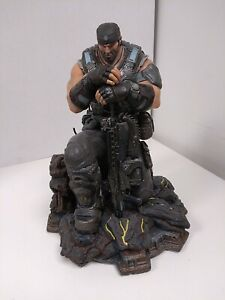 2011 Epic Games Limited Edition Gears Of War 3 Marcus Fenix Statue 11 Inch