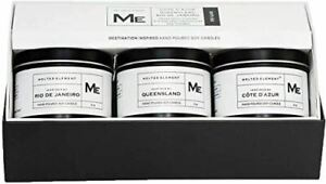 Melted Element Candle Gift Set