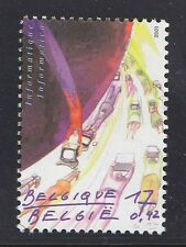 Belgium 2001 MNH Computer, Information Technology, Science from Millennium   -R2