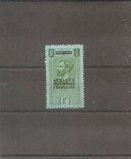 TIMBRE AEF FRANKREICH KOLONIE 1936 N°24 NEUF* MH