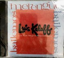 LUIS KALAFF - BAILEMOS MERENGUE - CD