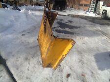 John Deere 450 450b Crawler Dozer Front Bottom Skid Plate Belly Pan