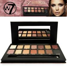 W7 Romanced Neutrals In Love EyeShadow 14 Colour Palette Warm Nude Brown Shades