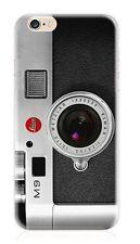 case Kamera camera für iPhone 6 / 6S, Hülle cover skin Leica M9 Printmotiv Retro