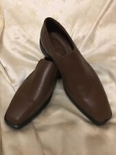 Hotter brown Leather Shoes Size 10(44) New