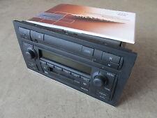 CD Wechsler Radio Kassette Tuner SYMPHONY II AUDI A4 B6 8E 8E0035195A