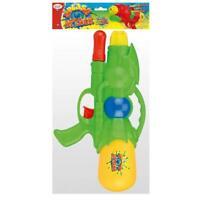 28cm Pump Action Water Gun Great Fun Toyrific 1 Random Colour Shipped Brand New