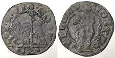 SOLDO DA 12 BAGATTINI GIOVANNI I CORNER 1625-1629 VENEZIA VENICE #1672