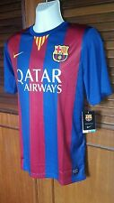 Barcelona soccer jersey barca messi neymar home away orange pink shirt