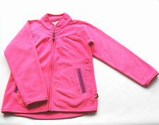 Fleece Jacke Gr.128 Lego Wear EU m.E pink Raglan kinder