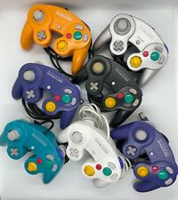 Nintendo GameCube Controller White,Emerald blue and other Variations USED JAPAN