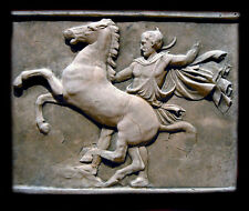 Athens Parthenon Greek Athenian Horseman plaque Sculpture Replica Reproduction