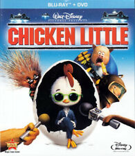 Chicken Little (2 Disc, Blu-ray + DVD) BLU-RAY NEW