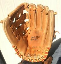 TED WILLIAMS VINTAGE BASEBALL GLOVE 12 Inch Boston Red Sox