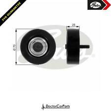 Alternator Belt Idler Pulley FOR FORD FIESTA IV 95->02 1.25 Petrol JA JB 75