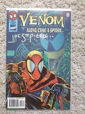 Comics Marvel VO - Venom, Along Came A Spider #3 Signed by Joe St Pierre