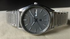 Vintage SEIKO Quartz Watch/ KING QUARTZ 4823-8110 SS 1978