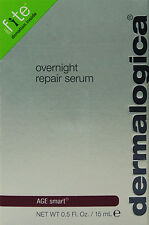 Dermalogica Age Smart Overnight Repair Serum 15ml(0.5oz) BRAND NEW