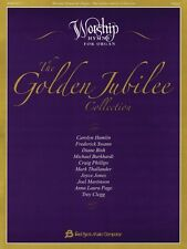 The Golden Jubilee Collection Sheet Music Worship Hymns for Organ Book 008752113