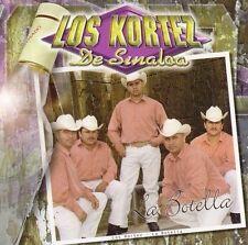 Los Kortez de Sinaloa : La Botella CD