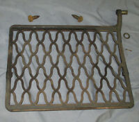 Antique Singer Treadle Sewing Machine Cast Iron Foot Pedal 1890 to 1908 15 27