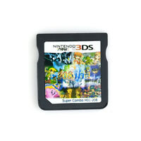 208 in1 Games Cartridge Multicart For Nintendo DS Lite NDS NDSL NDSI 2DS 3DS