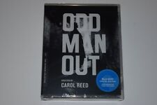 Odd Man Out (Criterion Blu-Ray, April-2015) 1947 Carol Reed Mystery & Suspense
