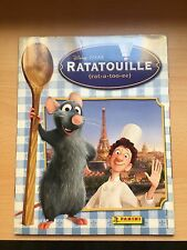 Panini  - Disney Ratatouille 2007 sticker Album - Complete -9