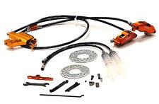 BAJ226ORANGE Integy Billet IV Hydraulic F Brake System for HPI Baja 5B, 5T & 5SC
