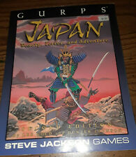 GURPS Japan Second Edition (1999)
