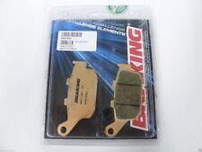 BRAKING PASTIGLIE FRENO POSTERIORI per KAWASAKI 750 Z 750 R 2011 2012