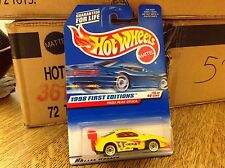 Hot Wheels Hotwheel 1998 First Edition Pikes Peak Celica15/40 Ding in the bubble