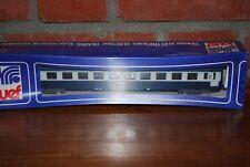 Wagon Ferroviaire voyageur Jouef SNCF Bleu 2eme Classe HO 1/87