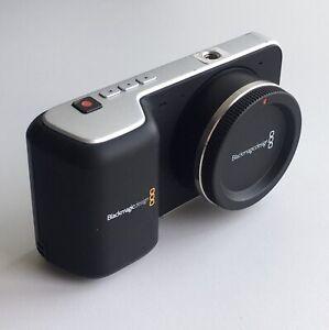 Blackmagic Pocket Cinema Camera (BMPCC), Digitale Filmkamera