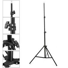 2m Light Stand Pro Adjustable Tripod for Photo Studio Softbox Boom Lighting Kit