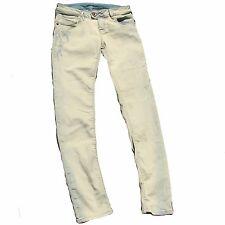 Diesel Kid Jeans Stretchjeans Röhrenjeans skinny blue bleached 10Y 146 152 NEU