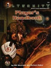 Alternity Player's Handbook by Bill Slavicsek (1998, Hardcover)