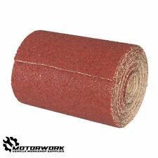 10M ALUMINIUM OXIDE SHEET PALM HAND SANDING PAPER ROLL (60 GRIT)