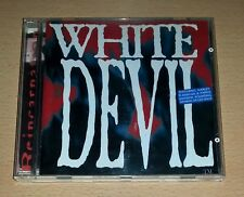 WHITE DEVIL - Reincarnation CD 1995 +RAR+ Cro Mags Madball Agnostic Front Rykers